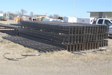 Continuous Fence Panels - 5-bar & 6-bar, 4 ft x 20 ft